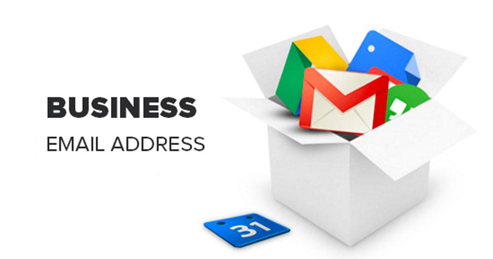 Tạo tài khoản gmail doanh nghiệp
