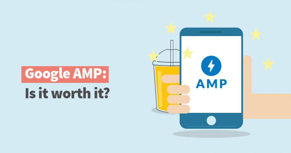 Tác dụng của AMP khi hiển thị mobile