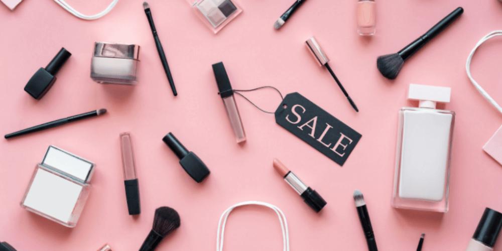 khuyến mãi khi bán mỹ phẩm online