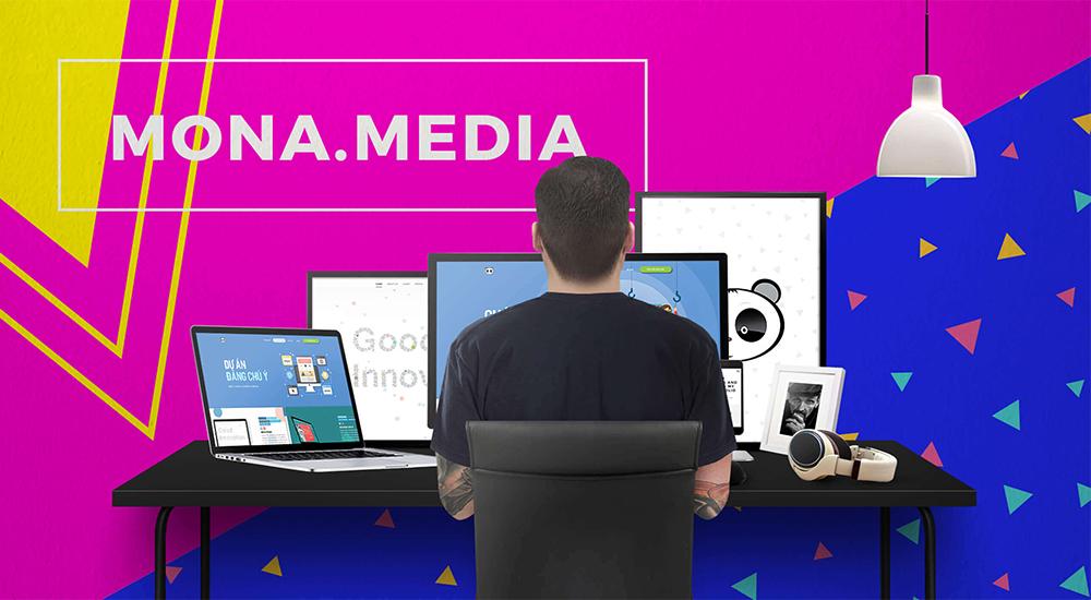 Công ty thiết kế website Thanh Hóa chuyên nghiệp Mona Media