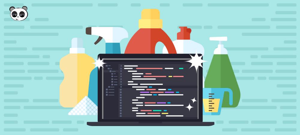 clean code website