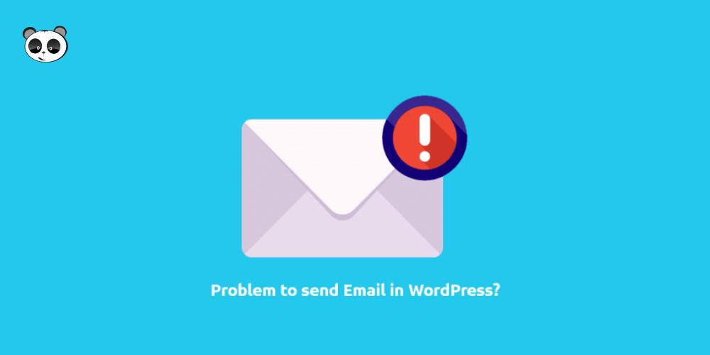 không gửi được email