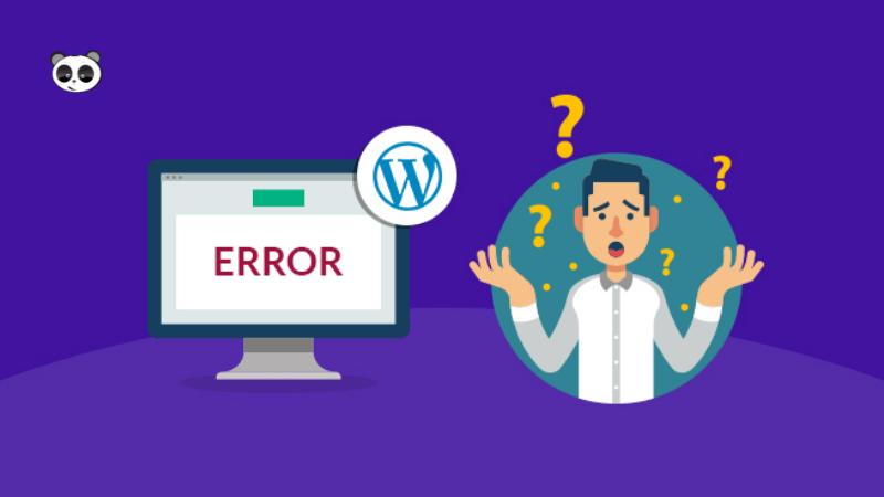 các lỗi wordpress thường gặp