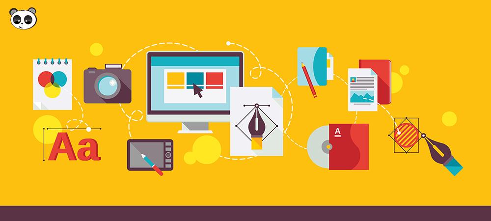 Thiết kế website in ấn là gì?