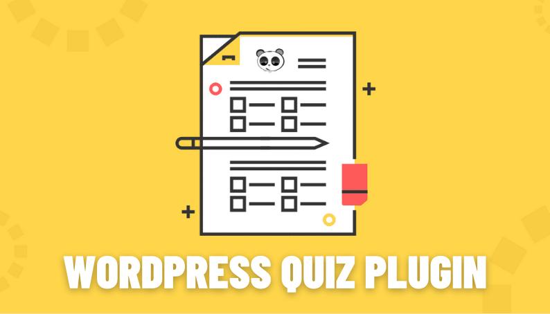 top 10 quiz plugin tạo trắc nghiệm online web wordpress
